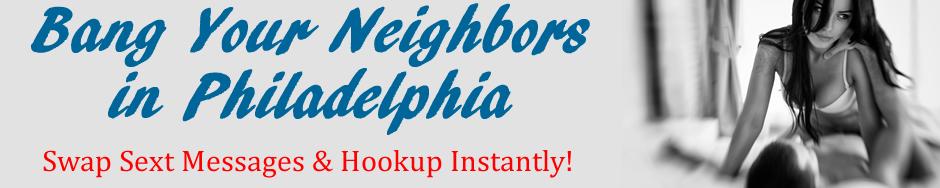 Philadelphia Hookups
